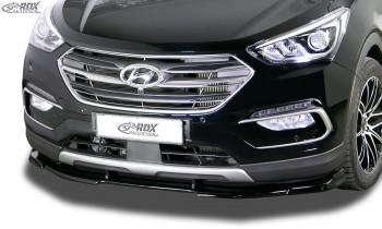 RDX Front Spoiler VARIO-X HYUNDAI Santa Fe (DM) 2015-2018 Front Lip Splitter