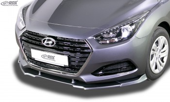 RDX Front Spoiler VARIO-X HYUNDAI i40 (2015+) Front Lip Splitter