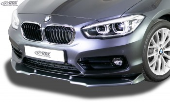 RDX Front Spoiler VARIO-X BMW 1-series F20 / F21 2015+ (also for Sportline) Front Lip Splitter