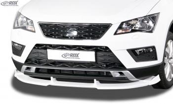 RDX Frontspoiler VARIO-X SEAT Ateca Frontlippe Front Ansatz Vorne Spoilerlippe