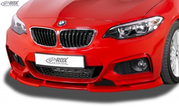 RDX Frontspoiler VARIO-X BMW 2er F22 / F23 M-Sport Frontlippe Front Ansatz Vorne Spoilerlippe