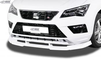 RDX Frontspoiler VARIO-X für SEAT Ateca FR Frontlippe Front Ansatz Vorne Spoilerlippe