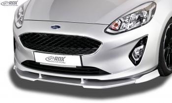 RDX Frontspoiler VARIO-X FORD Fiesta MK8 JHH Frontlippe Front Ansatz Vorne Spoilerlippe