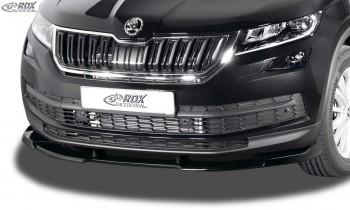 RDX Frontspoiler VARIO-X SKODA Kodiaq (NS) Frontlippe Front Ansatz Vorne Spoilerlippe