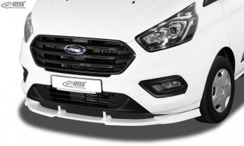 RDX Frontspoiler VARIO-X FORD Transit MK7 2018+ Frontlippe Front Ansatz Vorne Spoilerlippe