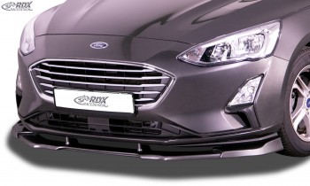 RDX Frontspoiler VARIO-X für FORD Focus 4 Frontlippe Front Ansatz Vorne Spoilerlippe