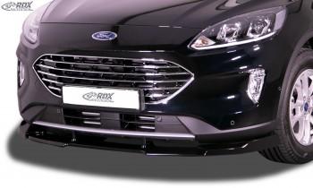 RDX Frontspoiler VARIO-X für FORD Kuga 3 (DFK) 2020+ Frontlippe Front Ansatz Vorne Spoilerlippe