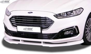RDX Front Spoiler VARIO-X for FORD Mondeo 2019+ (Trend/Titaium/Vignale) Front Lip Splitter
