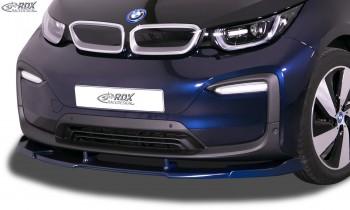 RDX Frontspoiler VARIO-X für BMW i3 & i3s Frontlippe Front Ansatz Vorne Spoilerlippe