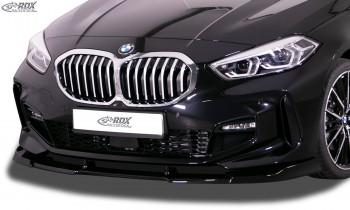 RDX Frontspoiler VARIO-X für BMW 1er F40 M-Sport Frontlippe Front Ansatz Vorne Spoilerlippe