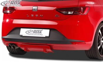RDX Heckdiffusor U-Diff SEAT Leon 5F (incl. FR) / Leon 5F SC (incl. FR) / Leon 5F ST (incl. FR) Diffusor Heck Ansatz