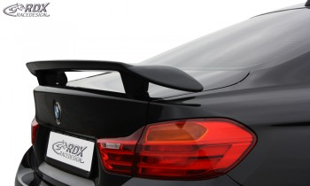 RDX Heckspoiler BMW 4er F32 / F33 Heckflügel Spoiler