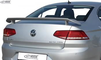 RDX Heckspoiler VW Passat B8 3G Limousine