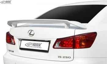 RDX Rear Spoiler LEXUS IS (XE2)