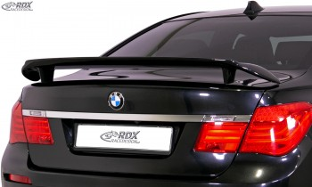 RDX Heckspoiler für BMW 7er F01 / F02 Heckflügel Spoiler