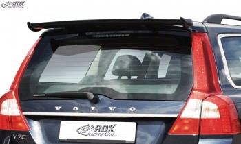 RDX Heckspoiler VOLVO V70 2007-2016 Dachspoiler Spoiler