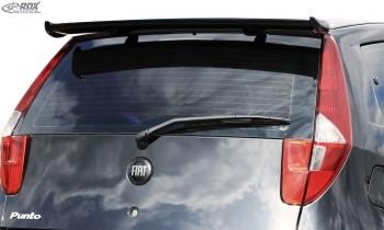 RDX Heckspoiler FIAT Punto 2 Typ 188 (auch Facelift bzw. Punto 3) Dachspoiler Spoiler
