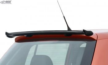 RDX Heckspoiler SKODA Fabia Typ 5J (-2010 & Facelift 2010+) Dachspoiler Spoiler