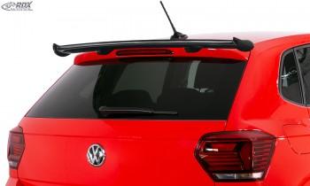 RDX Heckspoiler für VW Polo 2G Dachspoiler Spoiler