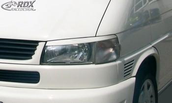 RDX Scheinwerferblenden VW T4 Facelift neuer / langer Vorderwagen Böser Blick