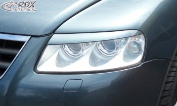 RDX Scheinwerferblenden VW Touareg -2006 Böser Blick