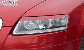 RDX Scheinwerferblenden Audi A6 4F -09/2008 Böser Blick