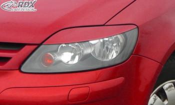 RDX Scheinwerferblenden VW Golf 5 Plus Böser Blick