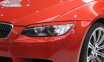 RDX Scheinwerferblenden BMW E92 / E93 -2010 Böser Blick