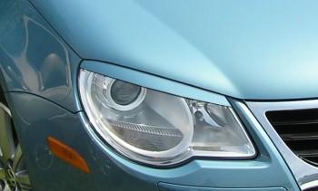 RDX Scheinwerferblenden VW Eos 1F -2011 Böser Blick