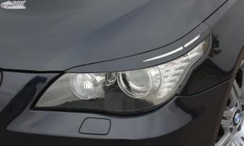 RDX Scheinwerferblenden BMW 5er E60 / E61 2007+ Böser Blick