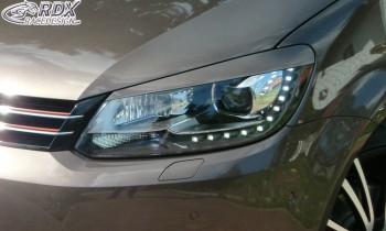 RDX Scheinwerferblenden VW Touran 1T1 Facelift 2011+ / Caddy 2011+ Böser Blick