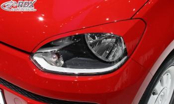 RDX Scheinwerferblenden VW Up Böser Blick