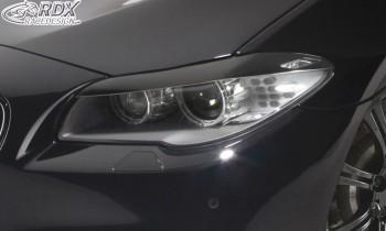RDX Scheinwerferblenden BMW 5er F10 / F11 (-07/2013) Böser Blick
