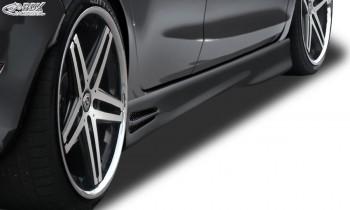"""RDX Seitenschweller für FORD Fiesta MK7 JA8 JR8 (2008-2012 & Facelift 2012+) """"GT4"""