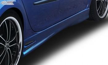 """RDX Seitenschweller RENAULT Clio 3 Phase 1 & 2 (nicht RS) """"GT4"""""""