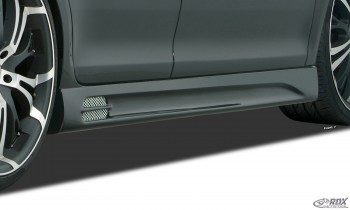 "RDX Sideskirts for CITROEN C3 2002-2009 ""GT-Race"