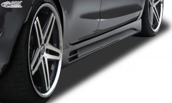 """RDX Seitenschweller für FORD Fiesta MK7 JA8 JR8 (2008-2012 & Facelift 2012+) """"GT-Race"""