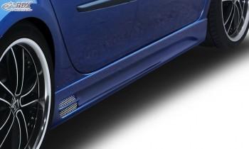 """RDX Seitenschweller RENAULT Clio 3 Phase 1 & 2 (nicht RS) """"GT-Race"""""""