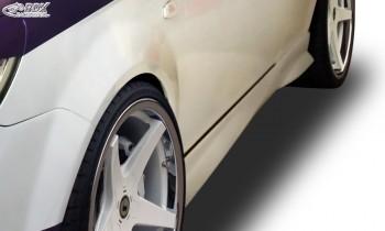 """RDX Seitenschweller HYUNDAI Getz 2002-2009 """"Turbo"""""""