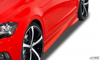 "RDX Seitenschweller VW Polo 2G ""Turbo"""