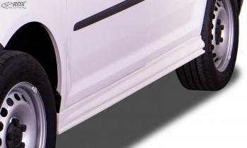 """RDX Seitenschweller für VW Caddy 2K (2003-2020) """"Edition"""""""