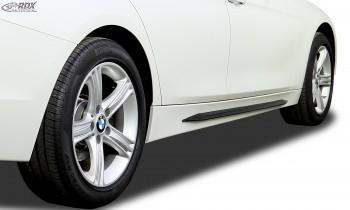 """RDX Seitenschweller für BMW F30 / F31 """"Slim"""""""