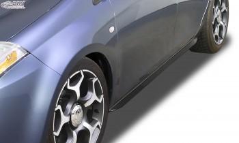 """RDX Seitenschweller FIAT Bravo (198) 2007-2014 """"Slim"""""""