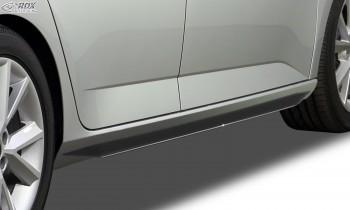 """RDX Seitenschweller AUDI A7 2010-2018 (auch S-Line) """"Slim"""""""