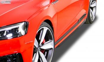 "RDX Sideskirts AUDI RS5 (F5) ""Slim"""