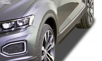"""RDX Seitenschweller VW T-Roc """"Slim"""""""