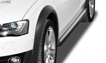 """RDX Seitenschweller für AUDI A4 Allroad B8 """"Slim"""