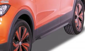 """RDX Seitenschweller für VW T-Cross """"Slim"""""""