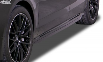 "RDX Sideskirts for AUDI A8 D4/4H ""Slim"""