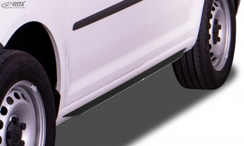 """RDX Seitenschweller für VW Caddy 2K MAXI (2003-2020) """"Slim"""""""